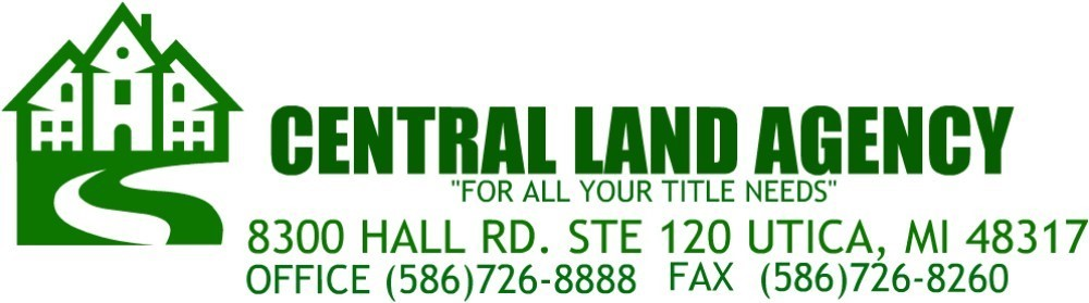 Utica, MI | Central Land Agency, LLC